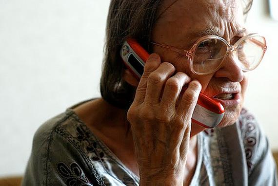 grandma by borosjuli on Flickr