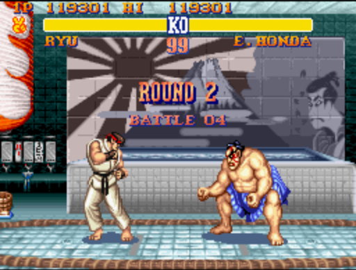 Streetfighter 2: The World Warrior