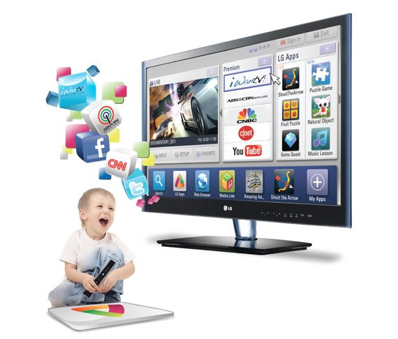 how to use web browser on smart tv vizio