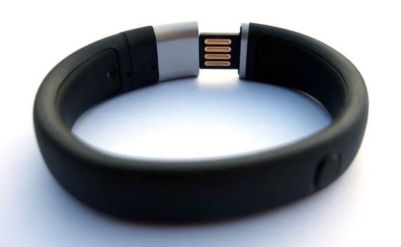 Nike+ Fuelband activity monitor