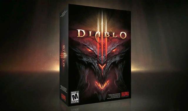 Diablo III box