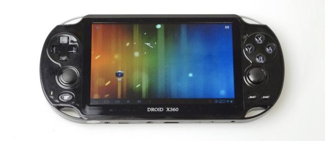 Droid X360