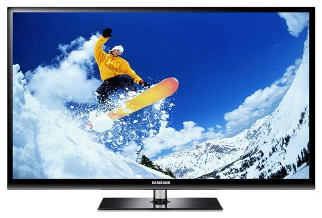 Samsung E490 Series 4 Plasma TV