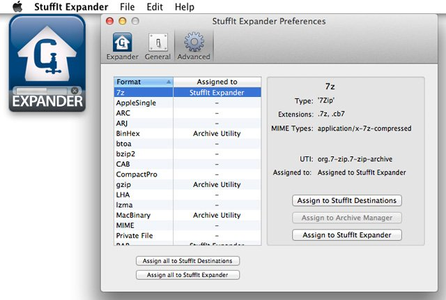 Stuffit Expander