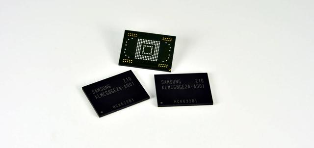 Samsung eMMC Pro Class 1500