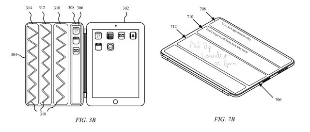 Apple patent application for Smart C