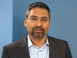 Alteryx president George Mathew