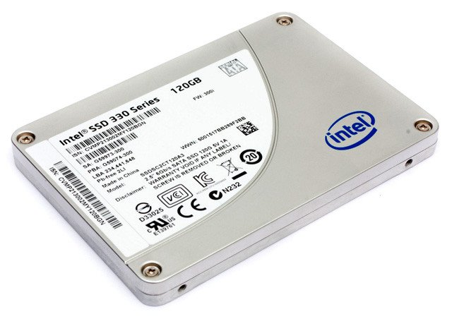 Intel SSD 330