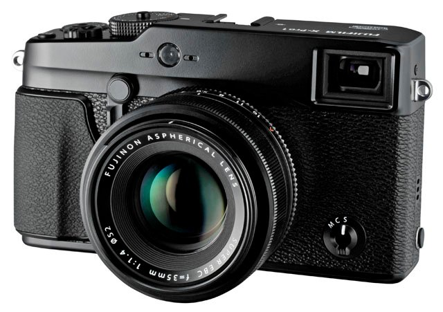 Fujifilm FinePix X-Pro1 compact system camera