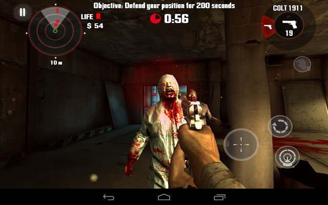 Dead Trigger Android game
