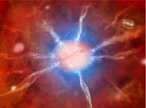The starburst at the centre of the Phoenix galaxy cluster