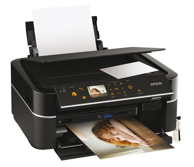 Epson Stylus Photo PX660 all-in-one inkjet photo printer