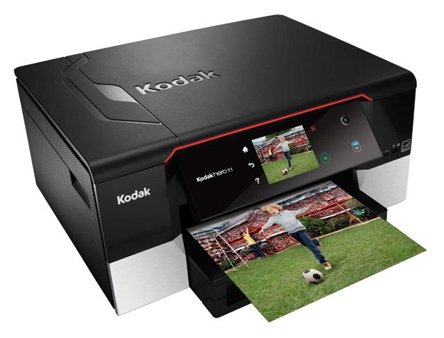 Kodak Hero 7.1 all-in-one inkjet photo printer