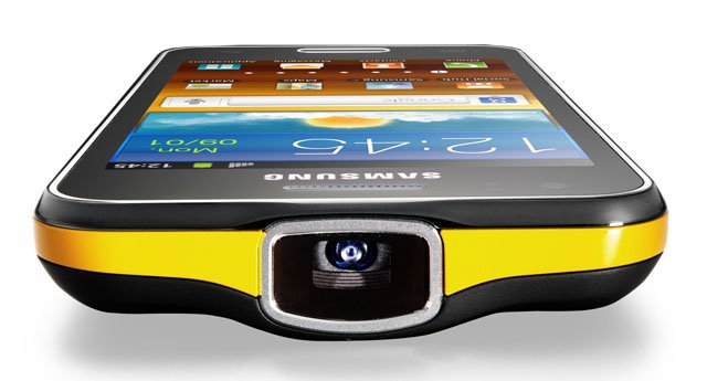 Samsung Galaxy Beam Android