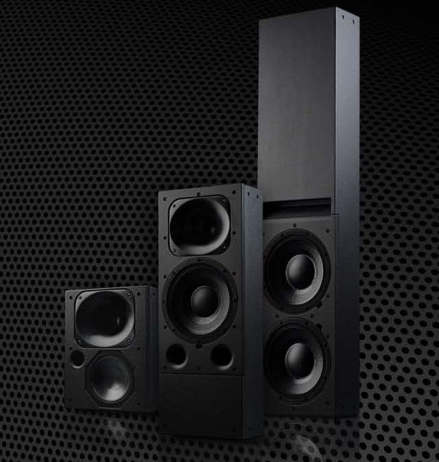 PRO Technology speakers