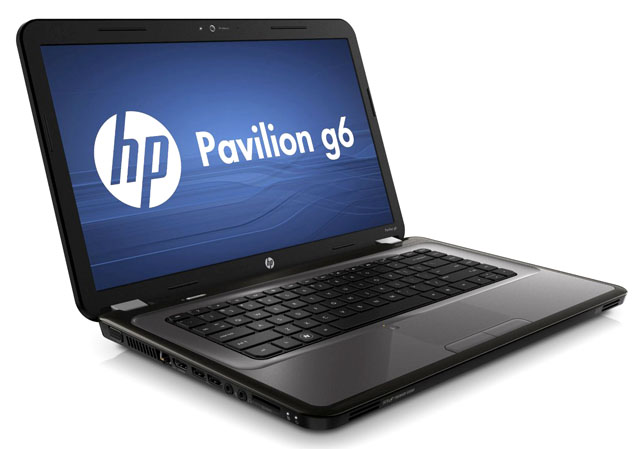 HP Pavilion G6 15in notebook