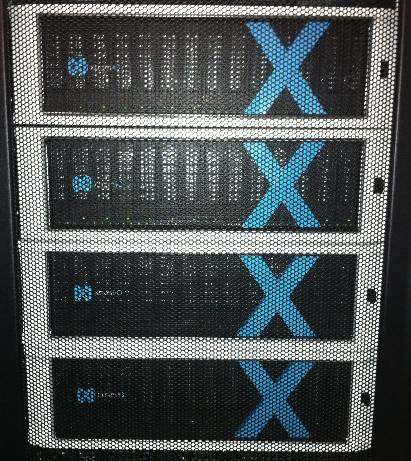 XtremIO's Project X all flash arrays