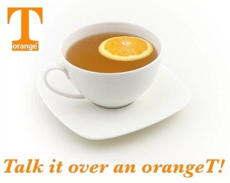 OrangeT logo