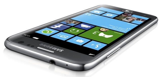 Samsung Ativ S phone