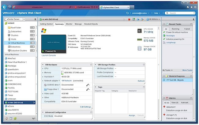 love vsphere youu002639re going to have to love flash too the register have to love 650x407