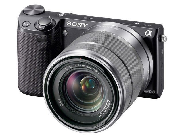 NEX-5R compact-system-camera