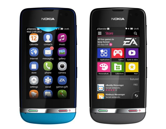 Nokia Asha 311 budget smartphone review  The Register