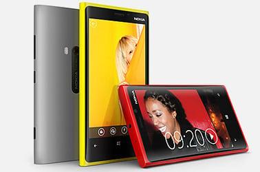 The Lumia 920