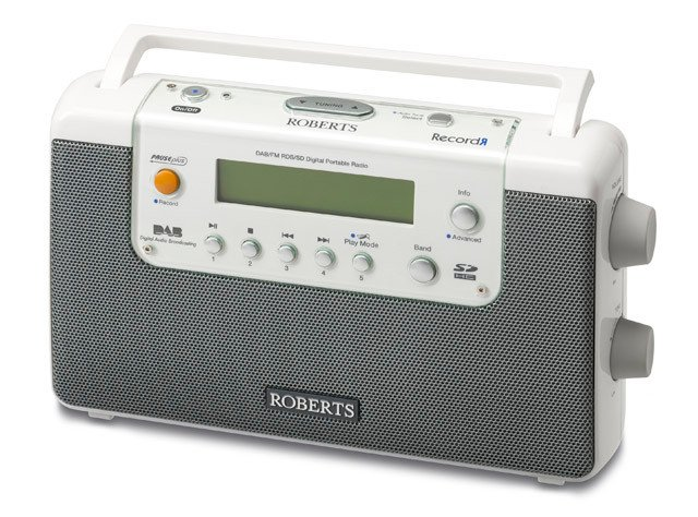 Roberts RecordR digital radio