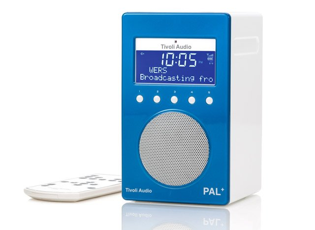Tivoli Audio PAL+ digital radio