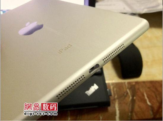 'iPad mini' case, from tech.163.com
