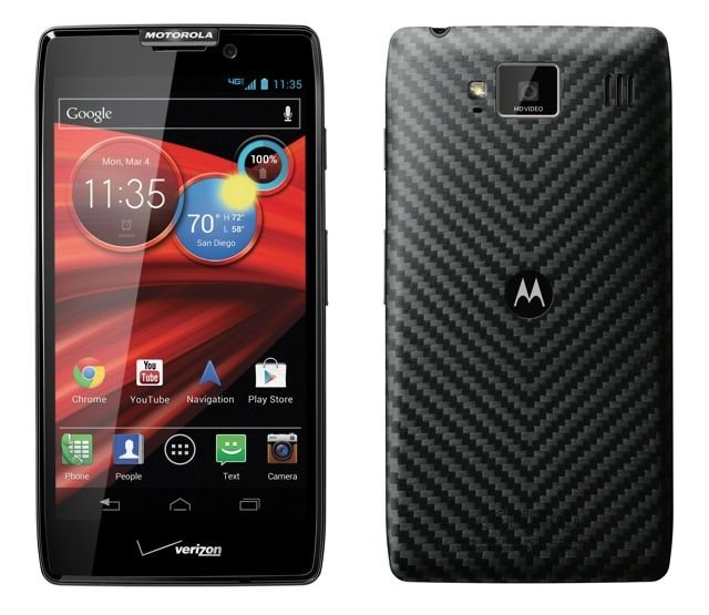 source As we say, they will all run ICS initially, but Motorola has