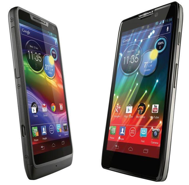 Motorola Razr M and HD