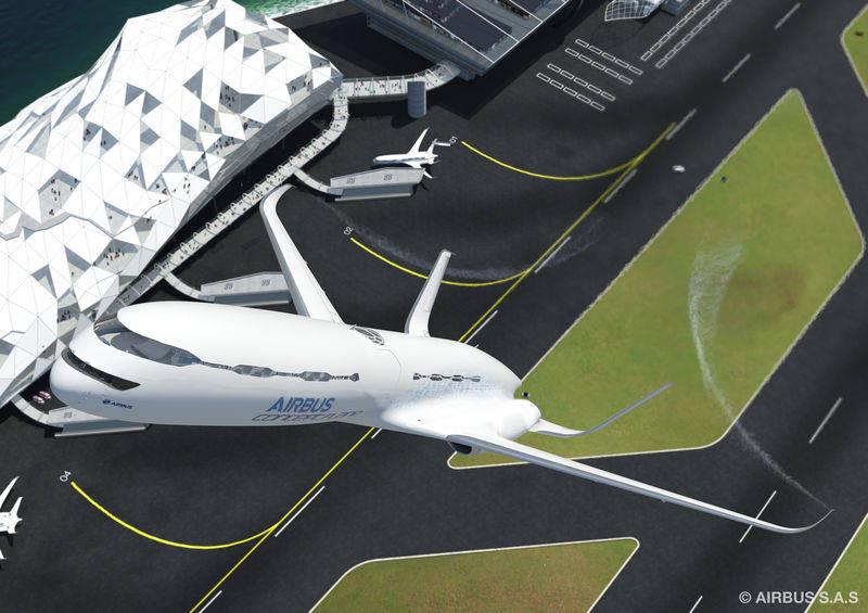 Airbus takeoff