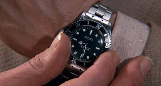 Rolex in Live and Let Die