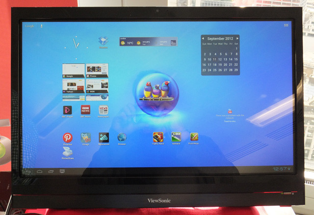 Viewsonic VSD220 Smart Display