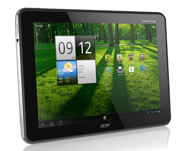 Acer Iconia Tab A700 32GB HD Android tablet