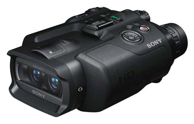 Sony DEV-5 3D binoculars