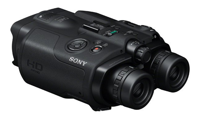Sony DEV-5 3D binoculars