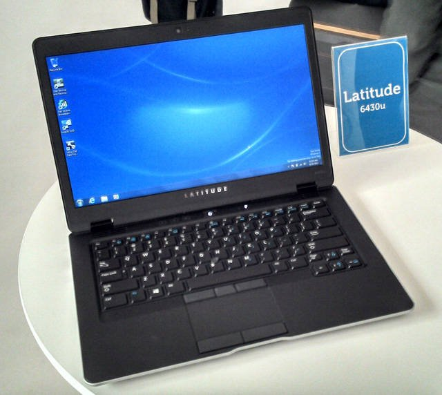 Dell Latitude 6430u 