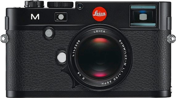 Leica's latest M camera, credit Leica