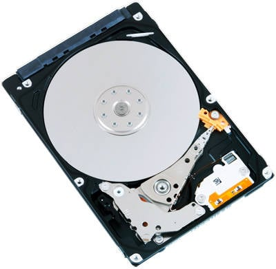 Toshiba Hybrid HDD