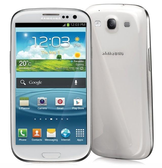 VoLTE compatible: Samsung Galaxy S III LTE