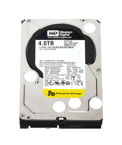 WD 4TB RE