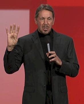 Larry Ellison counts Exadata generations