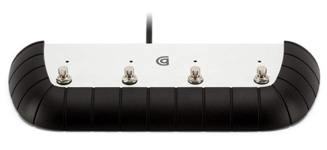 Griffin Technology StompBox guitar pedalboard for iOS