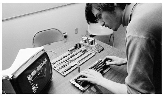 Steve Jobs, credit Apple site