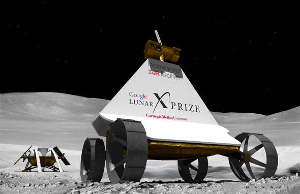 Astrobotic Technology's Red Rover moon rover