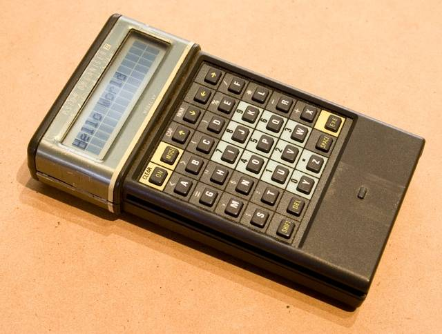 Psion Organiser II