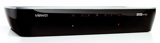 View21 VW11FVRHD50 Freeview+HD DVR