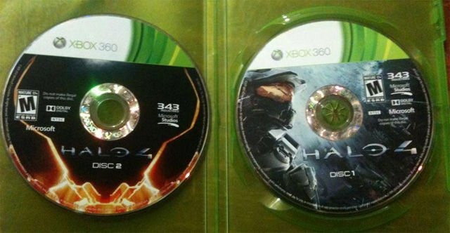 Halo 4 leak